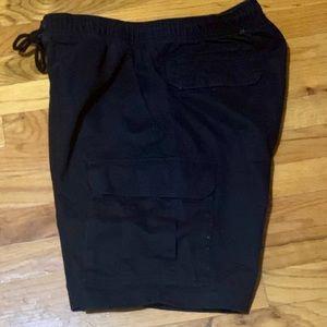 Old Navy Men's Large Drawstring Cargo Shorts